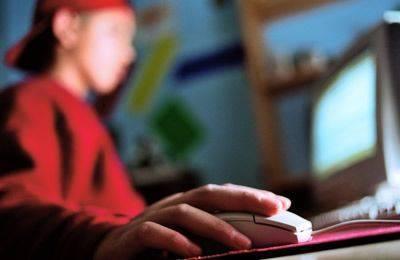 adolescent sur internet
