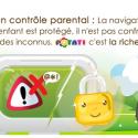 Potati : Contrôle Parental et Navigateur Web pour les petits