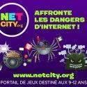 Portail de jeux pour apprendre aux enfants à se protéger des dangers d'Internet